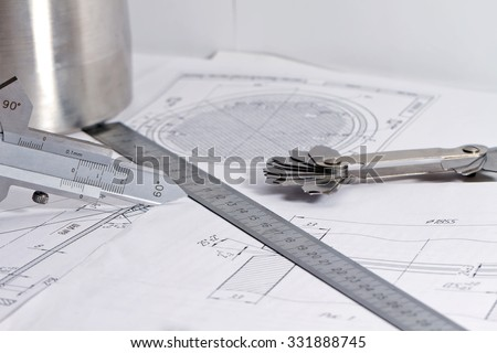 Templates for measuring the bevel edge during the preparation of the welded joints, measuring the height of the reinforcement bead and fillet weld leg are on the detail drawing