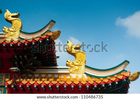 Temple Kammalawat - stock photo