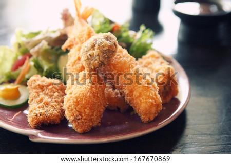 Tempura Stock Photos, Images, & Pictures | Shutterstock