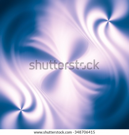 Tender abstract background with geometric patterns, translucent with unusual highlights - stock photo