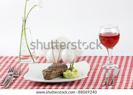 Tenderloin steak - stock photo