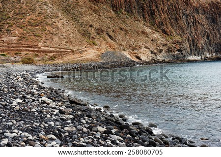 Tenerife Island, Canary Islands, Spain - stock photo