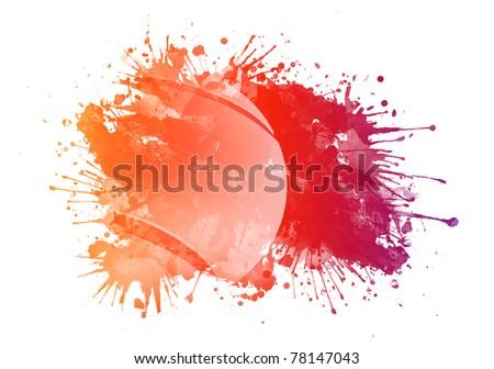 Tennis Ball - stock photo