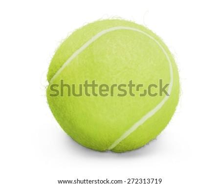 Tennis, Ball, Tennis Ball. - stock photo
