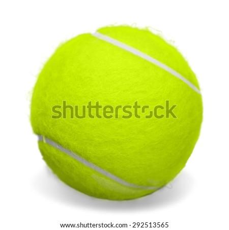Tennis Ball, Tennis, Ball. - stock photo