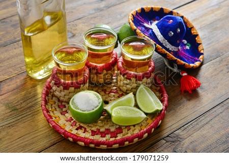 Tequila - stock photo