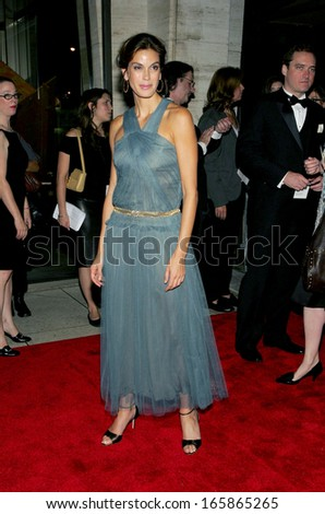 Teri Hatcher at Good Night, and Good Luck New York Film Festival Premiere, Avery Fisher Hall at Lincoln Center, New York, NY, September 23, 2005