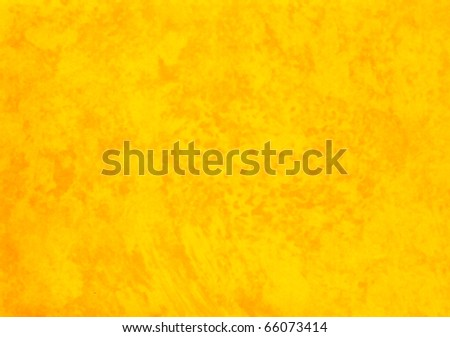 Terra yelow texture wallpaper design to background - stock photo