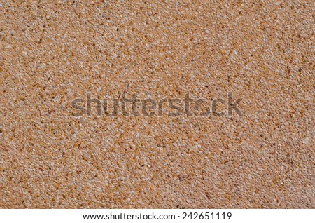 Terrazzo texture background - stock photo