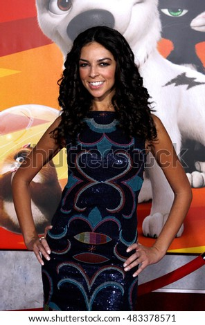 "Terri Seymour at the World premiere of ""Bolt"" held at the El Capitan Theater in Hollywood, USA on November 17, 2008."