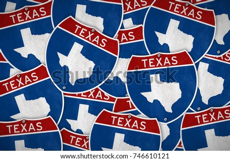 Welcome To Texas Stock Images Royalty Free Images