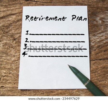 essay on retirement