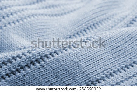 Textile industry and fabric background photo.