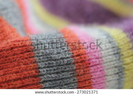 Textile industry, fabric backgrounds. - stock photo