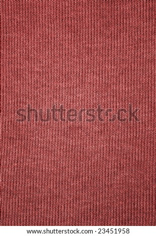 Textile pattern - red - stock photo