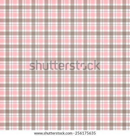 textile plaid background - stock photo