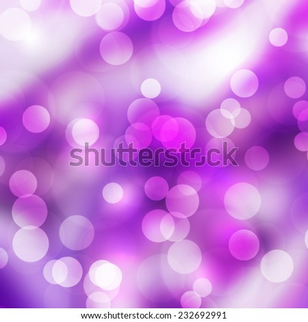 texture, abstract background is purple bokeh light is colorful for happy new year day, christmas and other event. - stock photo