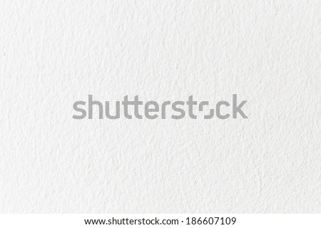 texture and pattern abstract background of white cement wall - stock photo