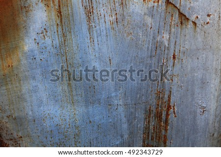 texture background abstract surface blue silver orange brown rust