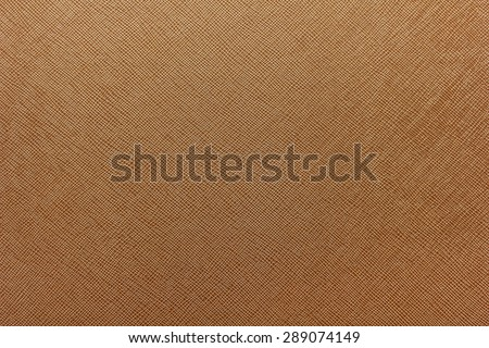 Texture background of brown leather - stock photo