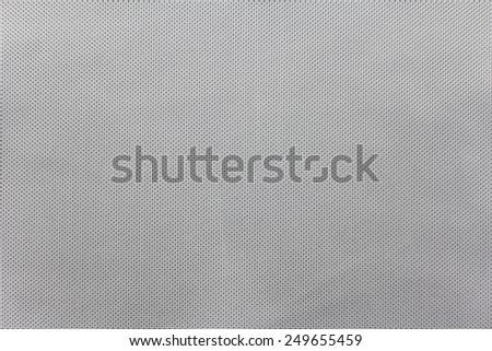 Texture background of gray pvc vinyl - stock photo