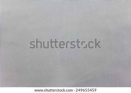 Texture background of gray pvc vinyl, unfocused - stock photo