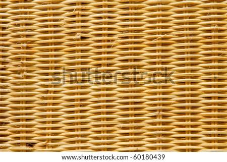 texture basket - stock photo