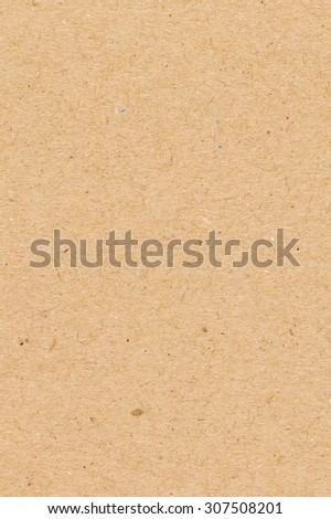 Texture brown paper box background. - stock photo
