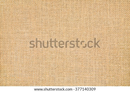 texture burlap - stock photo