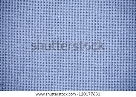 Texture canvas fabric as background - stock photo