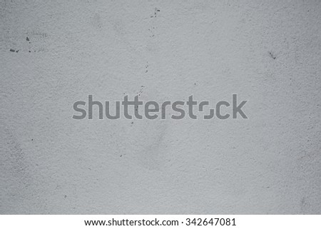 Texture cement on wall - stock photo