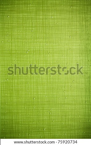 Texture green backdrop - tile wall - stock photo