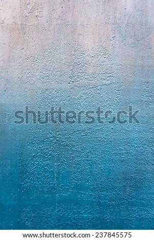 Texture grunge gradient blue - stock photo