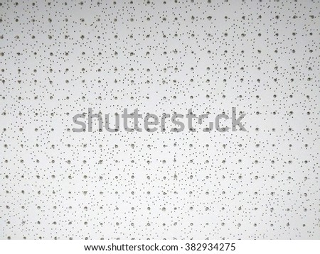 Texture Hole soundproofing White - stock photo