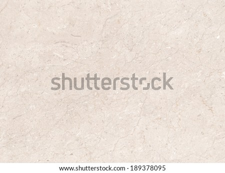 texture marble stone cream background Shell Gris Polished - stock photo