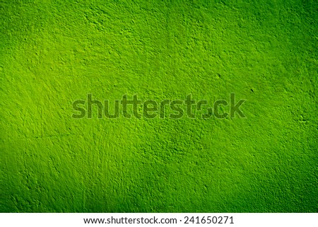 texture of a green cement as a background - stock photo