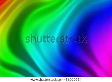 texture of a multicolored close up illustration - stock photo