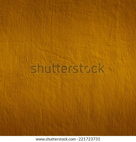 texture of a orange brown concrete as a background - stock photo