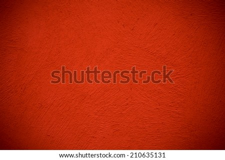 texture of a red concrete as a background - stock photo