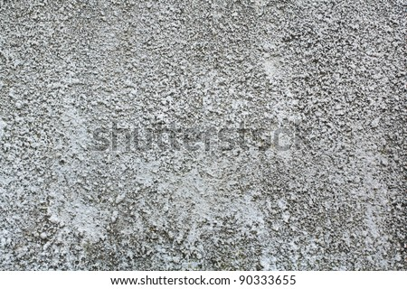 Texture of an old cement wall