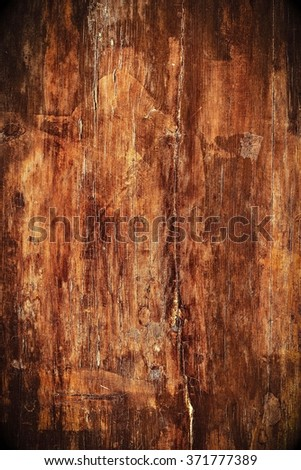 Texture of bark wood use as natural background / Wooden background / Dirty wood