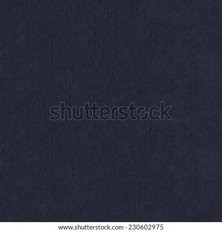 Texture of blue jeans background. Texture denim. Cloth rough, worn, with small defects, slight darkening at the corners. Realistic fabric pattern for all purposes - stock photo