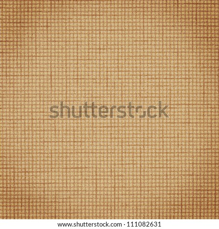 Texture of brown textile seamless background - stock photo