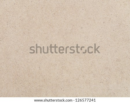 texture of cardboard for packaging - stock photo