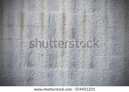 Texture of cement wall can be used as background - stock photo