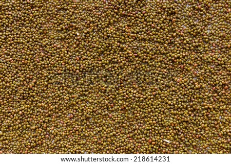 texture of cereal for background  - stock photo