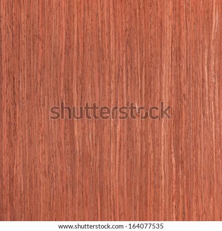 texture of cherry, wood veneer - stock photo