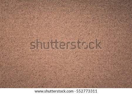 texture of cork in vintage tone