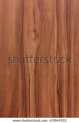Texture of Dark Wood Pattern Background - stock photo