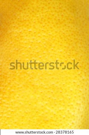 Texture of grapefruit skin. - stock photo